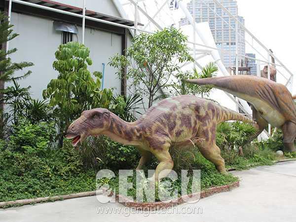 Iguanodon&Velociraptor(AD-665)