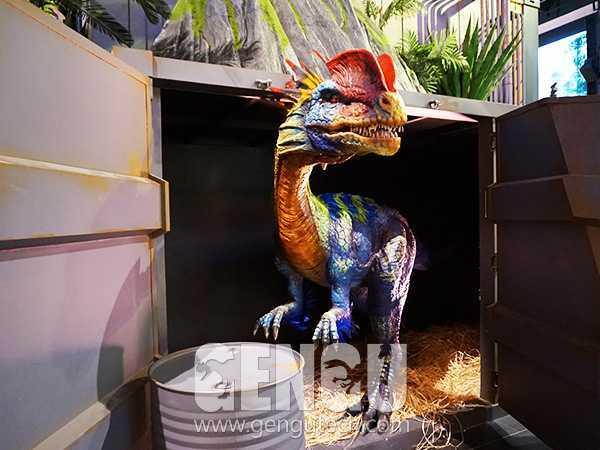 Dilophosaurus(AD-717)