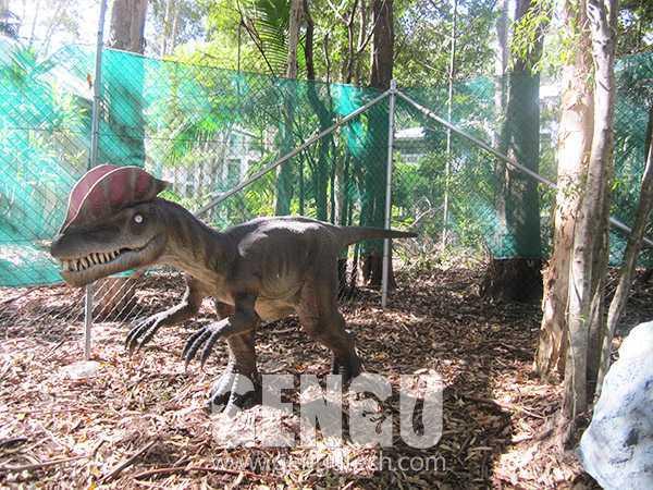 Dilophosaurus(AD-723)