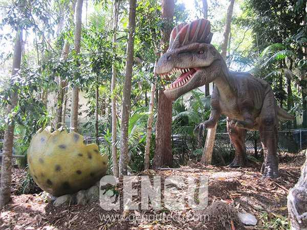 Dilophosaurus(AD-726)
