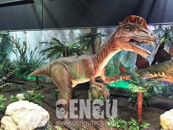 Dilophosaurus(AD-727)