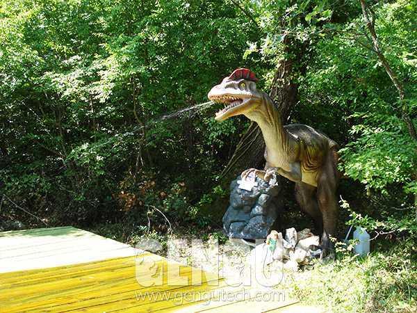 Dilophosaurus(AD-729)