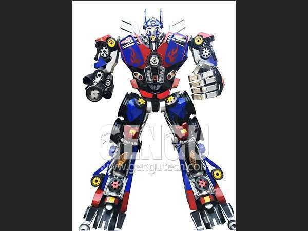 Transformers Optimus Prime(TM-783)