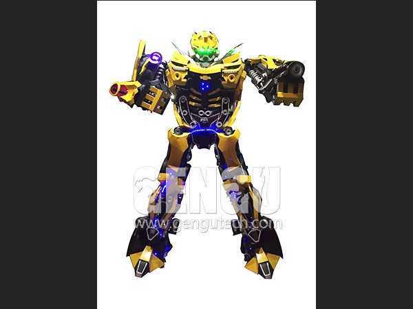 Transformers Bumblebee(TM-804)