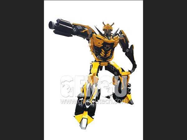Transformers Bumblebee(TM-808)