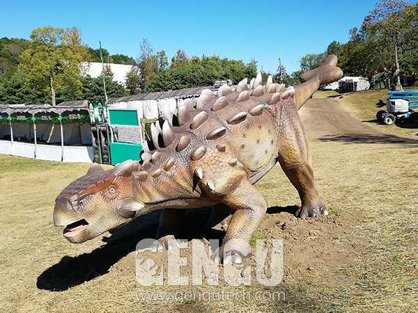 Ankylosaurus(AD-809)