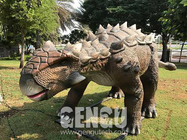 Ankylosaurus(AD-810)