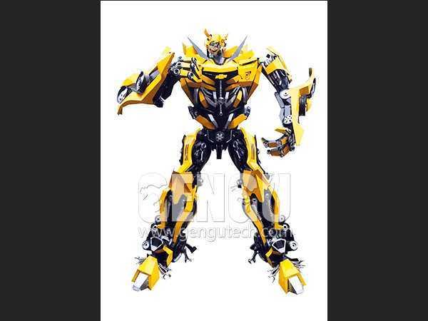 Transformers Bumblebee(TM-815)