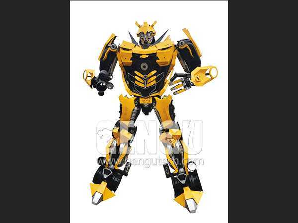 Transformers Bumblebee(TM-817)