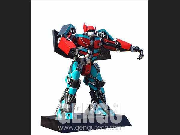 Transformers Sideswipe(TM-818)