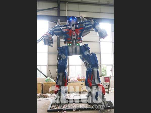 Transformers Optimus Prime(TM-825)