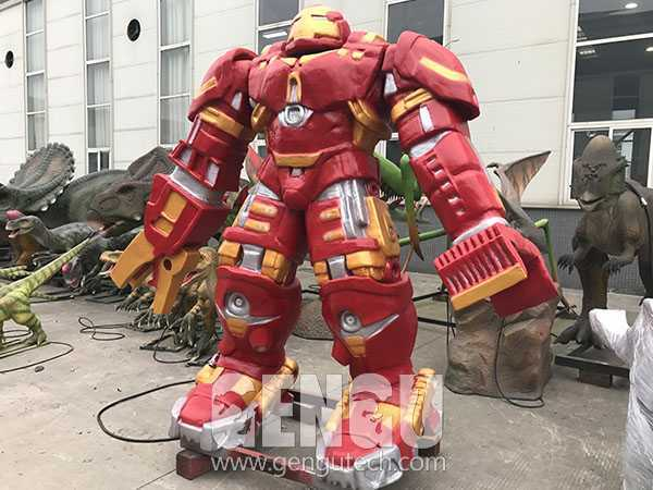 Iron Man--Mark 44 Hulk Buster(TM-829)