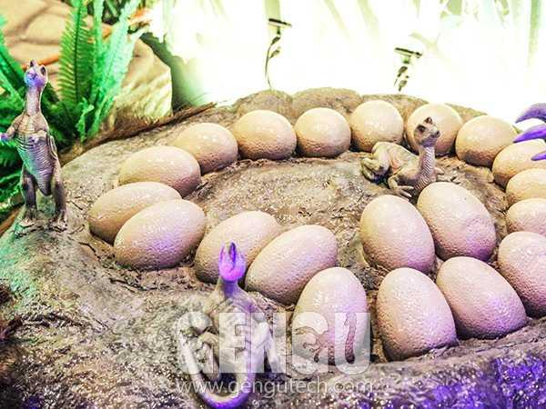 Fiberglass Dinosaur Egg(FP-993)