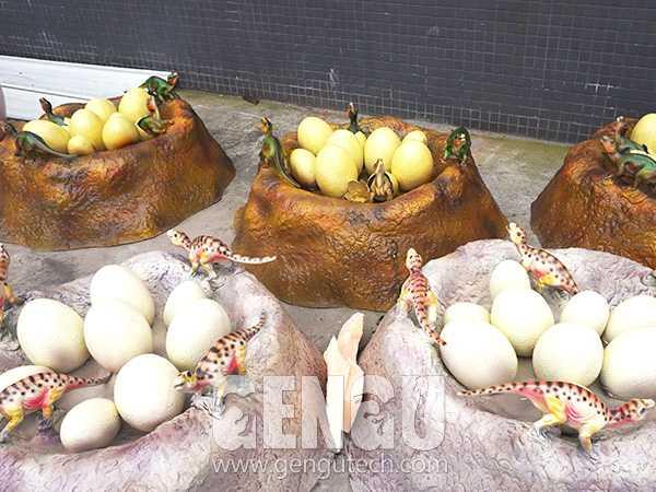 Fiberglass Dinosaur Egg(FP-995)