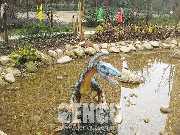 Fiberglass Velociraptor(FP-999)