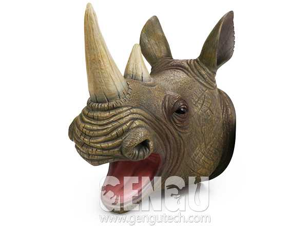Rhinoceros Head Toy(AP-1071)