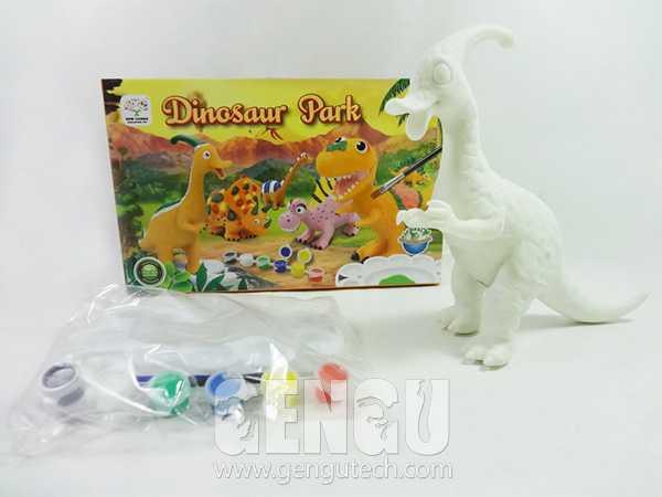 Parasaurolophus DIY Toy(AP-1086)