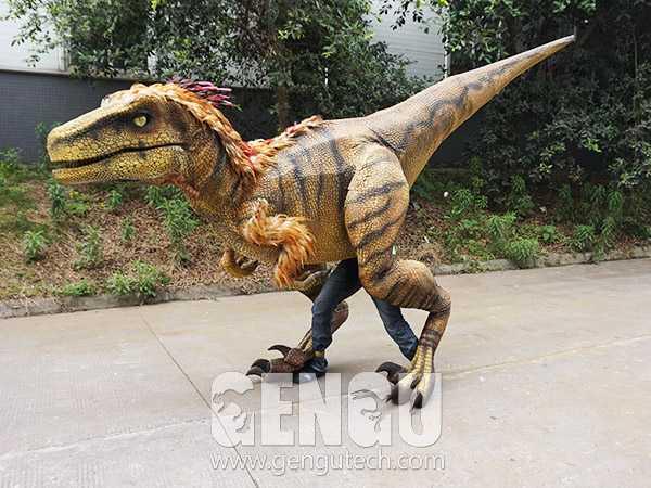 Velociraptor Costume(DC-1108)