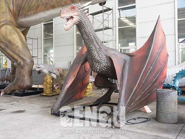 Animatronic Dragon(AG-1159)