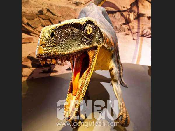 Fiberglass Velociraptor(FP-1228)