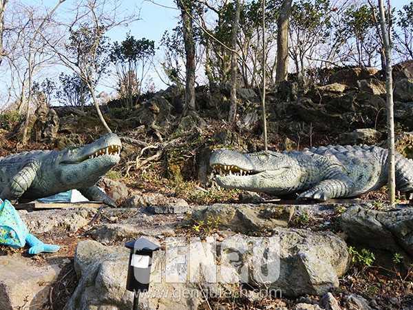 Crocodile(AA-1304)