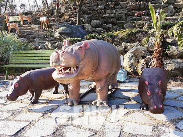 Hippopotamus(AA-1307)