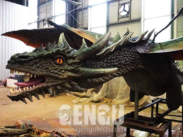 Animatronic Dragon(AG-1327)