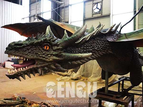 Animatronic Dragon(AG-1327)