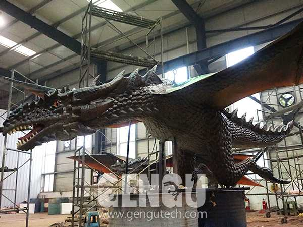 Animatronic Dragon(AG-1328)