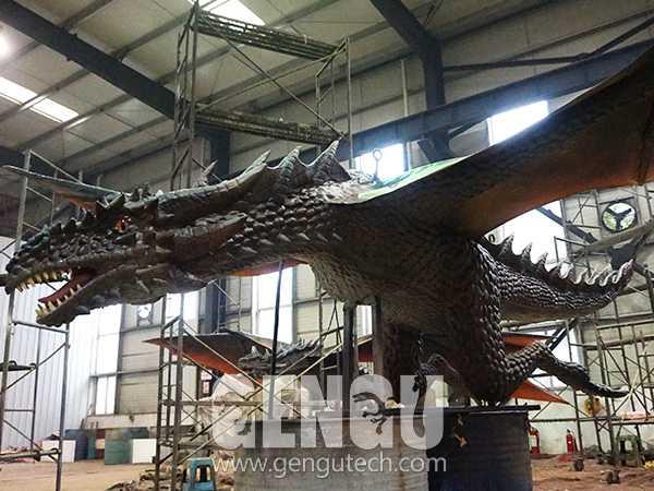 Animatronic Dragon(AG-1328)