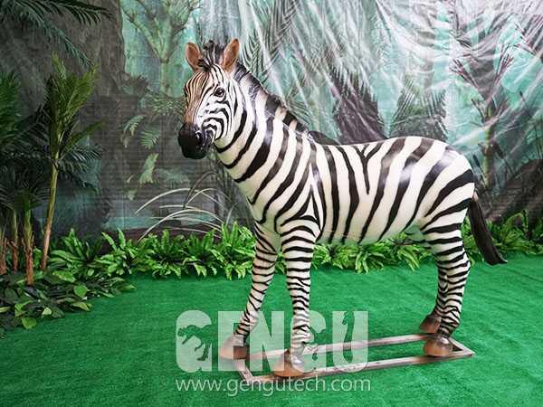 Fiberglass Zebra(FP-1496)