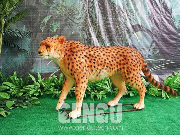 Fiberglass Leopard(FP-1497)