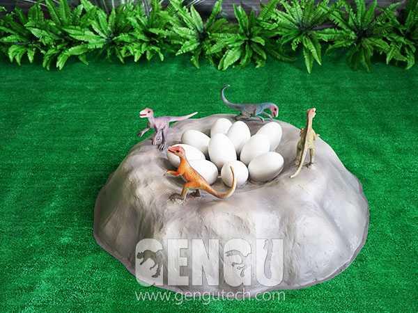 Fiberglass Dinosaur Egg(FP-1501)