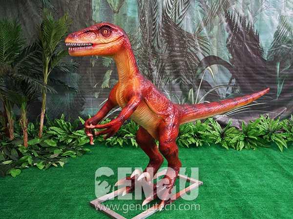 Fiberglass Velociraptor(FP-1505)